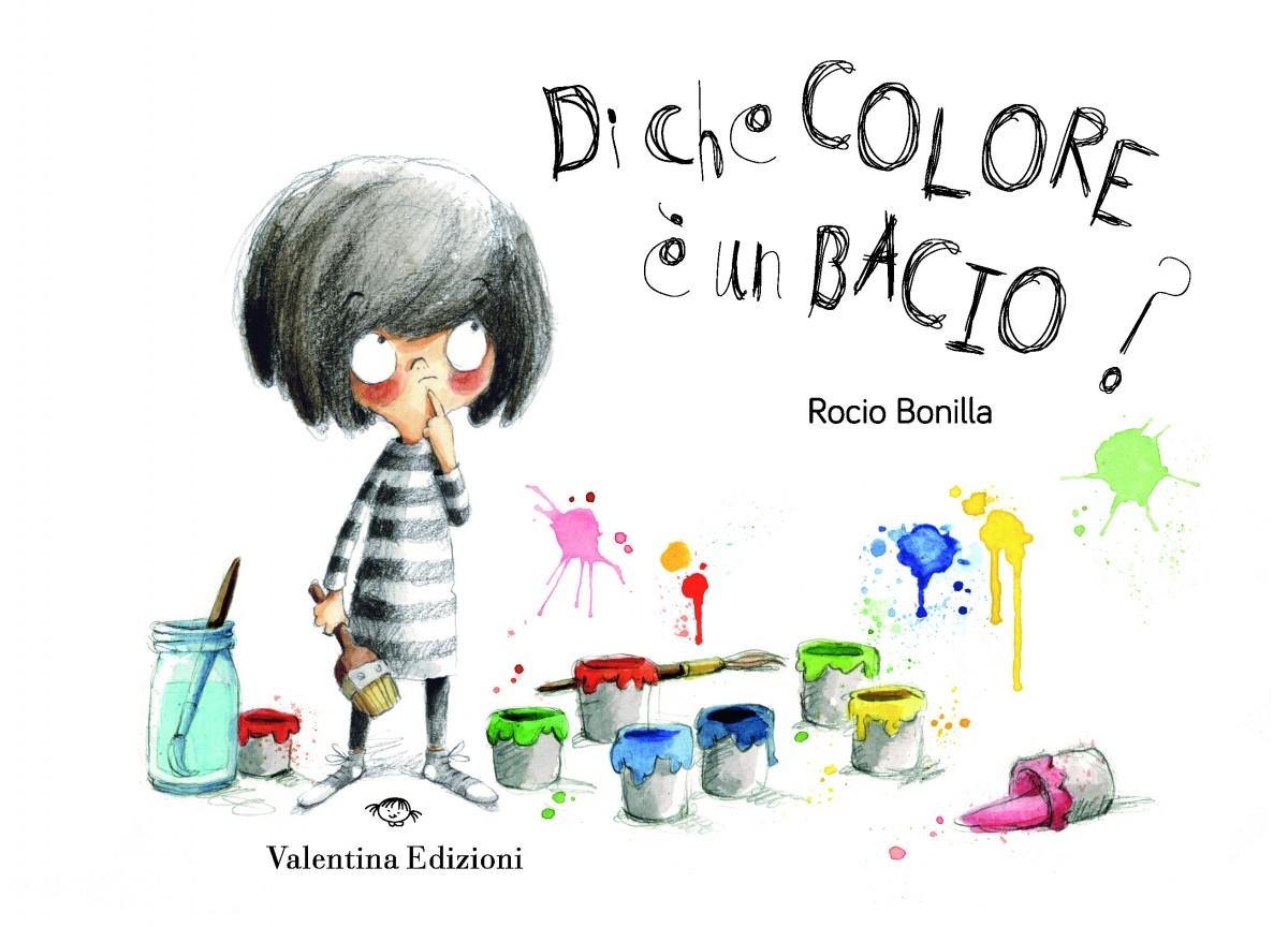 Di che colore è una bacio? (BOARD BOOK)