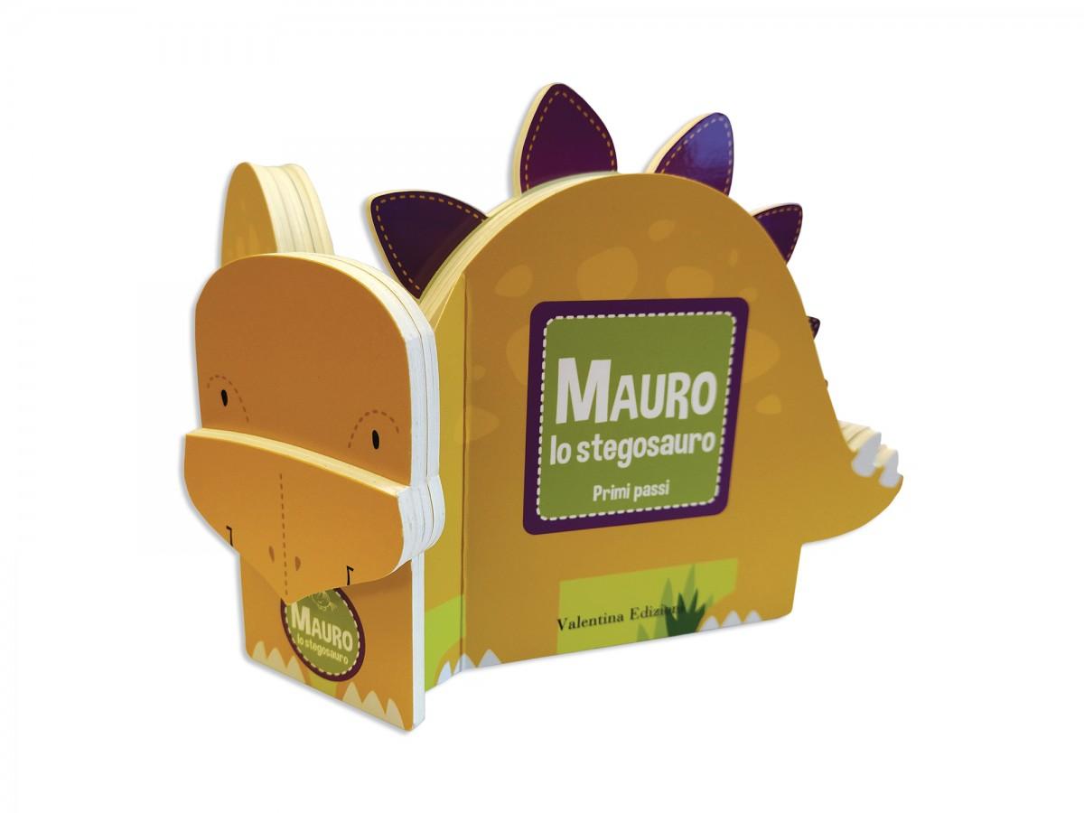 Mauro lo stegosauro