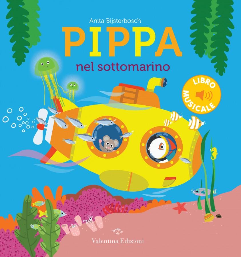 PIPPA nel sottomarino