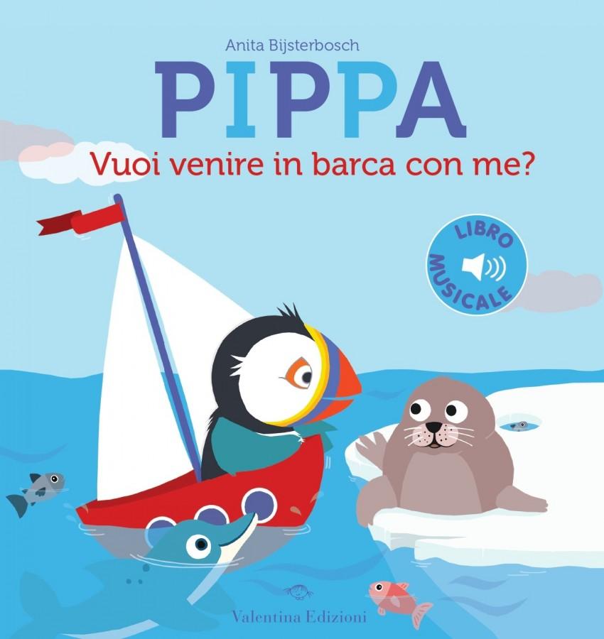 PIPPA Vuoi venire in barca con me?