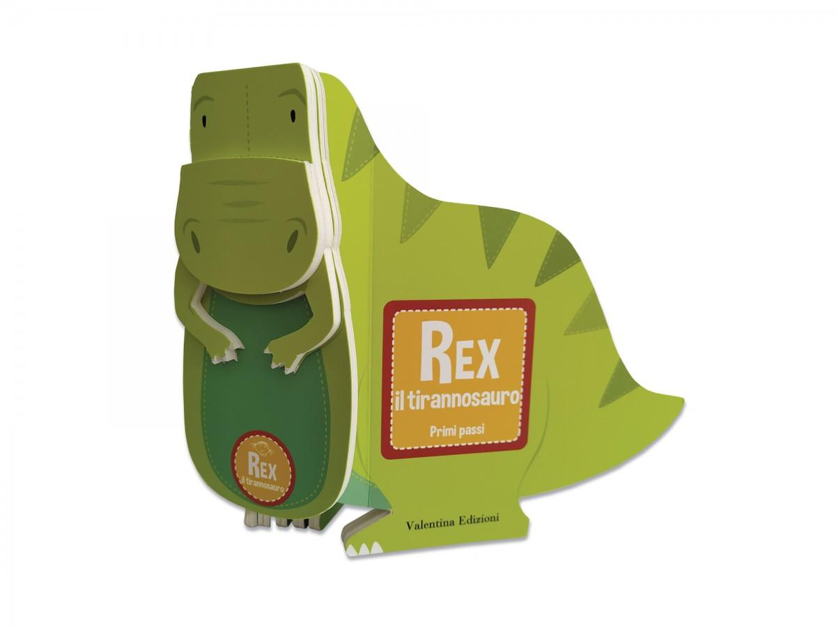 Rex il tirannosauro