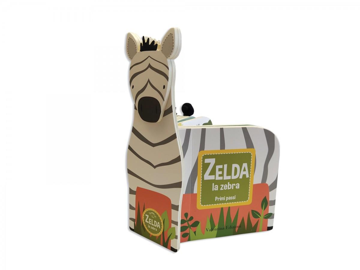 Zelda la zebra