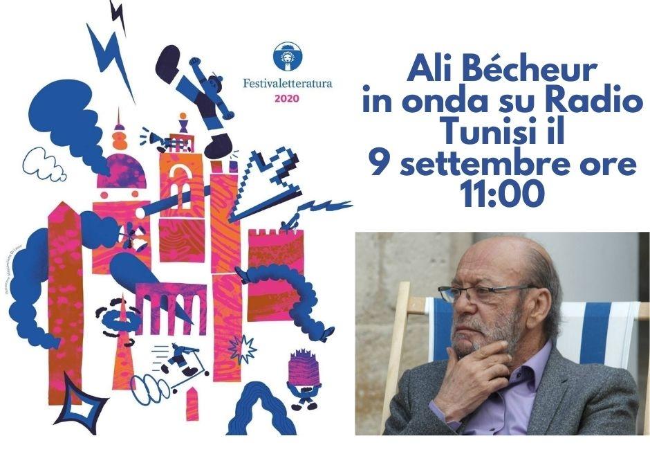 Ali Bécheur al Festivaletteratura 2020 di Mantova