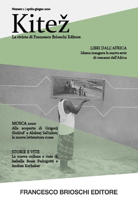 Arriva Kitež, la rivista con le novità di Francesco Brioschi Editore