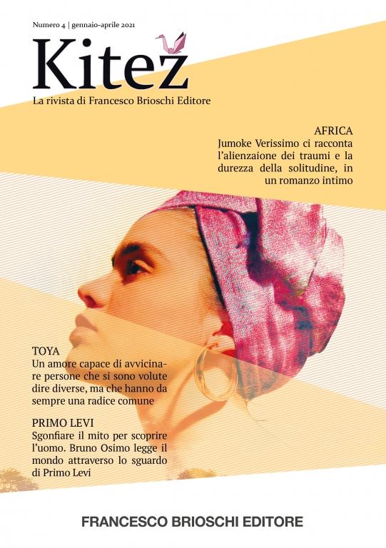 Da oggi disponibile il quarto numero di Kitež!
