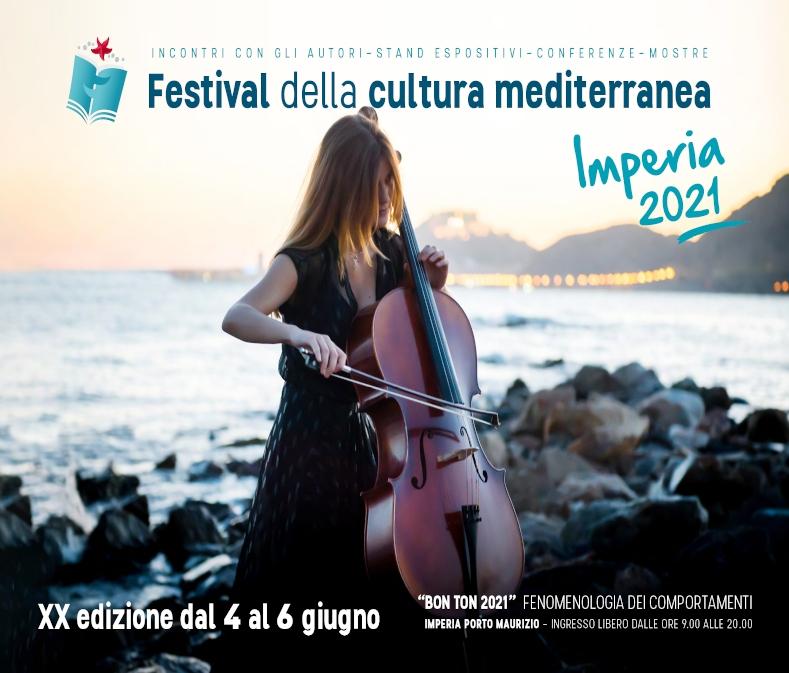 Festival della cultura mediterranea. Imperia 2021