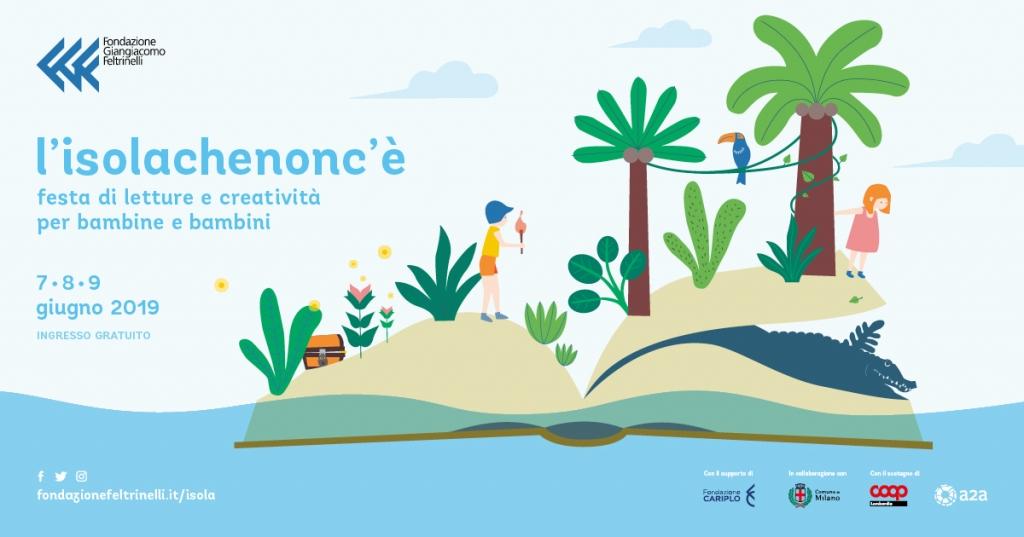 L'isola che non c'è - Festa di letture e creatività