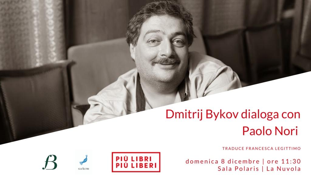 Mosca 1941. Dmitrij Bykov dialoga con Paolo Nori