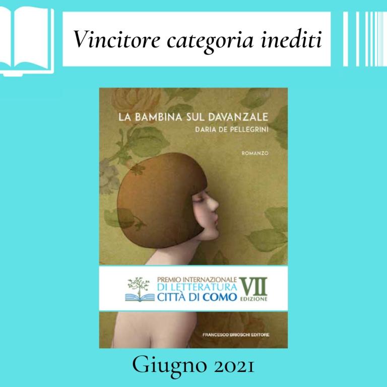 Premio Internazionale di Letteratura Città di Como VII Edizione.